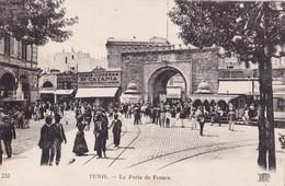 TUNIS - La Porte De France - Tunisia