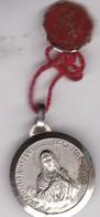 MADONNA DELLE LACRIME, RICORDO. MEDALLA CIRCA 1920s SIZE 2.6cm Diam WEIGHT 8grs-BLEUP - Badges