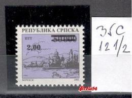Bosnia  Srpska - 1994 35C MNH - Bosnie-Herzegovine