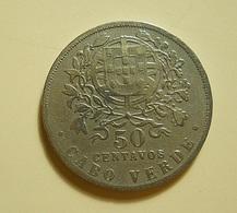 Portugal Cabo Verde 50 Centavos 1930 - Portugal