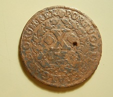 Portugal X Reis 1738 D. João V Holed - Portugal