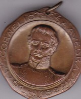 CORNELIO SAAVEDRA CENTENARIO INDEPENDENCIA ARGENTINA 1910 MEDALLA SIZE 3.4cm DIAM WEIGHT 14grs-BLEUP - Personnes Célèbres