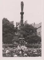 57 - METZ - INAUGURATION STATUE DE LA VIERGE PLACE ST JACQUES - ACTE DE RESISTANCE EN 1940 - Metz