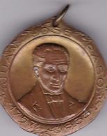 JUAN JOSE PASO CENTENARIO INDEPENDENCIA ARGENTINA 1910 MEDALLA SIZE 3.4cm DIAM WEIGHT 14grs-BLEUP - Berühmte Personen