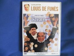 DVD L'Avare De Moliere Film De Jean Girault Avec Louis De Funes Michel Galabru 1980 - Comme Neuf - Komedie
