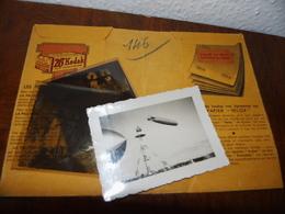 Pochette Photo Kodaks 1941+photo Zepplin WW2 - 1939-45