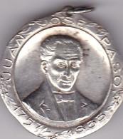 JUAN JOSE PASO CENTENARIO INDEPENDENCIA ARGENTINA 1910 MEDALLA SIZE 3.2cm DIAM WEIGHT 15grs-BLEUP - Berühmte Personen