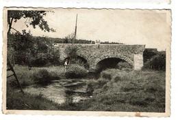 Porcheresse En Ardennes - Pont Du Moulin Sur L'Almache - Circulée - Edit. Maison Defoing - 2 Scans - Daverdisse