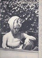 (pagine-pages)BRIGITTE BARDOT  Oggi1960/23. - Books, Magazines, Comics