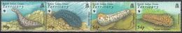 British Indian Ocean Territory 2008 WWF Concombres De Mer Neuf ** - Territoire Britannique De L'Océan Indien