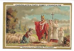 CHROMO - Chocolats & Thés Compagnie Française - Sainte Geneviève - Unclassified