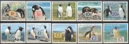 Falkland Islands 2005 Timbres Taxe Manchots Neuf ** - Falkland
