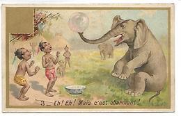 CHROMO - Eh ! Eh ! Mais C'est Charmant ! - ELEPHANT - Unclassified