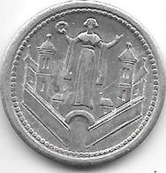 *notgeld Magdeburg 10 Pfennig 1921 Alu 8633.1 - Germany