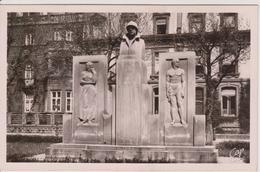 57 - METZ - MONUMENT AU ROI SOLDAT ALBERT 1er - Metz