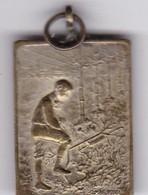 SOCIEDAD FORESTAL ARGENTINA DIA DEL ARBOL CIRCA 1912, ROSSI. PLAQUETA SIZE 3x2cm WEIGHT 8grs-BLEUP - Pin's