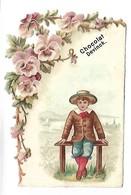 CHROMO - CHOCOLAT DEVINCK - Personnage - Chocolat