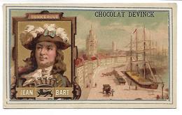 CHROMO - CHOCOLAT DEVINCK - Jean Bart - Chocolat