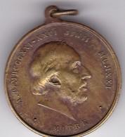 MITRE ARGENTINA CIRCA 1921,MEDALLA SIZE 3cm DIAM WEIGHT 12grs-BLEUP - Celebrities