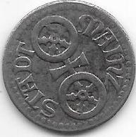 *notgeld Mainz 5 Pfennig 1918  Fe 8711.4 - Germany