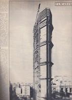 (pagine-pages)GRATTACIELO PIRELLI  Oggi1958/33. - Books, Magazines, Comics