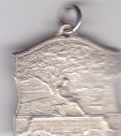 HOMENAJE CENTENARIO COMBATE SAN LOREN ARGENTINA CIRCA 1913, PLAQUETA 2.7x2.7cm WEIGHT 12grs-BLEUP - Army