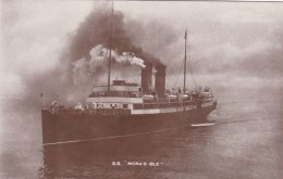 S.S. 'MONA'S ISLE' - Steamers