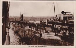 DOUGLAS - VICTORIA PIER - Isle Of Man