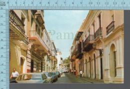 Puerto Rico - Animated Street In Old San Juan,  PUB: Rahola Photo, Cover San ? 1983 - - Puerto Rico