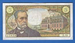 5  Fr  Du  7/7/1966 - 1962-1997 ''Francs''
