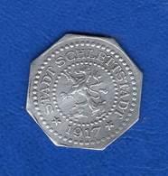 Sélestat  10  Pf  1917 - Monetari / Di Necessità