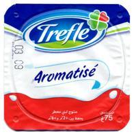 "Opercule Cover Yaourt Yogurt "" Trèfle "" Aromatisé New Design Yoghurt Yoghourt Yahourt Yogourt - Milk Tops (Milk Lids)"