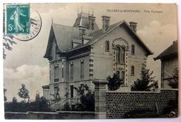 Villers-la-Montagne - Villa Curicque - France
