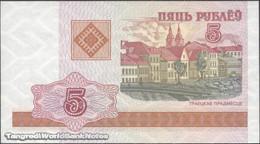 TWN - BELARUS 22 - 5 Rublëy 2000 UNC - Bielorussia