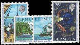 Bermuda 1976 Biological Station Unmounted Mint. - Bermuda