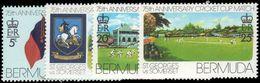 Bermuda 1976 Cricket Unmounted Mint. - Bermuda