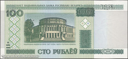 TWN - BELARUS 26b - 100 Rublëy 2000 UNC - Bielorussia
