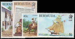Bermuda 1984 Postal Service Unmounted Mint. - Bermuda