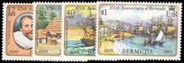 Bermuda 1984 Settlement Anniversary Unmounted Mint. - Bermuda