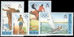 Bermuda 1984 Olympics Unmounted Mint. - Bermuda