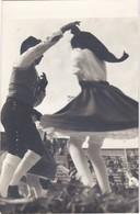 PORTUGAL PHOTO PHOTOGRAPH - PHOTOGRAPHY - FOLCLORE  - TYPICAL DANCE    - 14,9 Cm X 9,6 Cm - Anonymous Persons