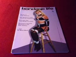MAGAZINE  BONDAGE  LIFE   N° 79   EN ANGLAIS - Magazines & Newspapers