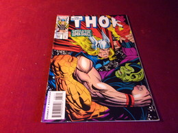 THE MIGHTY  THOR  No  465 AUG - Marvel