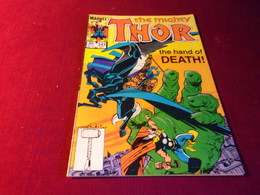 THE MIGHTY  THOR  No  343 MAY - Marvel