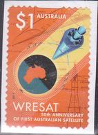 2017. AUSTRALIAN DECIMAL. WRESAT. $1. First Australian Satellite. P&S. FU. - 2010-... Elizabeth II