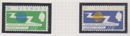 International Telecommunication Union Centenary - 1965 - Bermuda