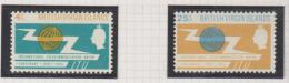 BRITISH VIRGIN ISLANDS  -  International Telecommunication Union Centenary - 1965 - British Virgin Islands