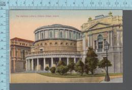 Dublin - The National Library Kildare Street  - ED: Franco Portrait Studio -  CPA - Dublin