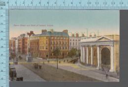 Dublin -Dame Street And Bank Of Ireland L - ED: Franco Portrait Studio -  CPA - Dublin