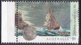 2017. AUSTRALIAN DECIMAL. Shipwrecks. $1. Zuytdorp. Wrecked. 1712. W.A. FU. - 2010-... Elizabeth II